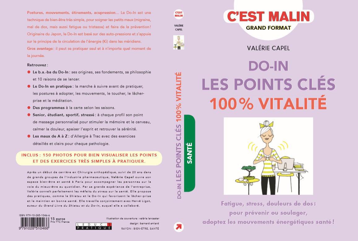 Do-In Les points clés – 100% vitalité